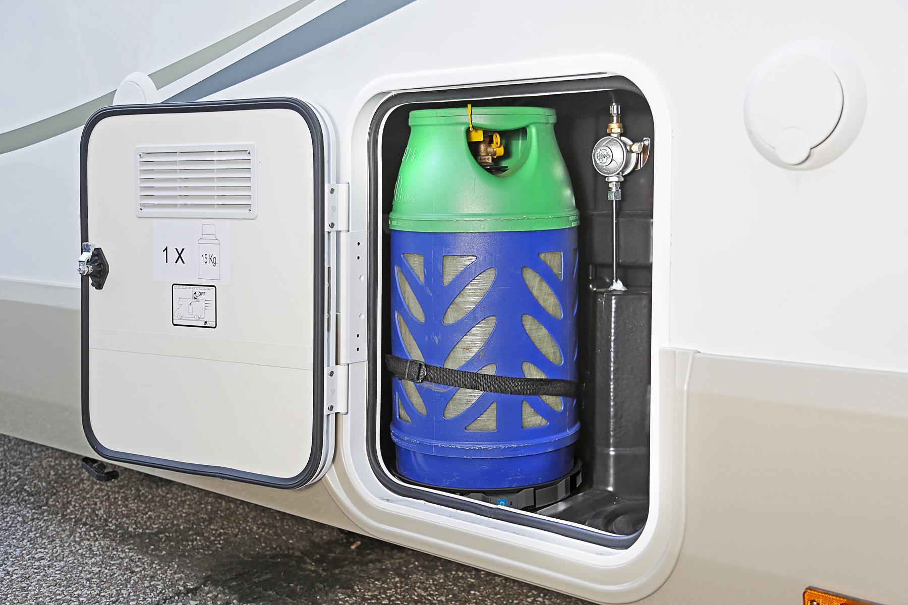 W8 2.0 Gascontrol