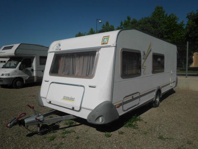 KNAUS SUDWIND 550 TKF