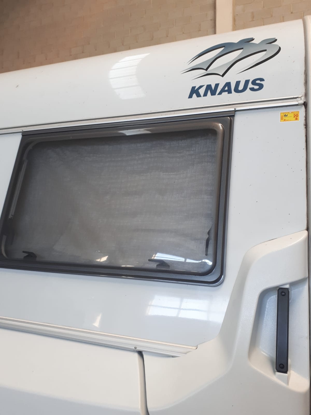 KNAUS SPORT 500FDK