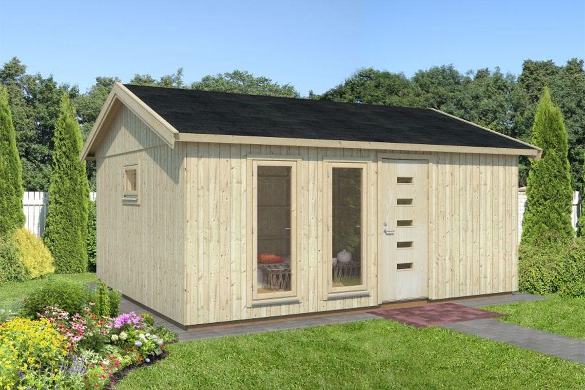 Maisons de bois